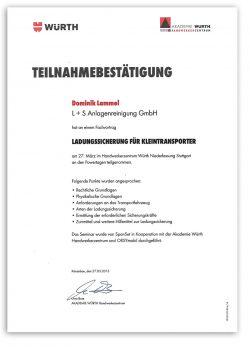 zertifikat-ladungssicherung